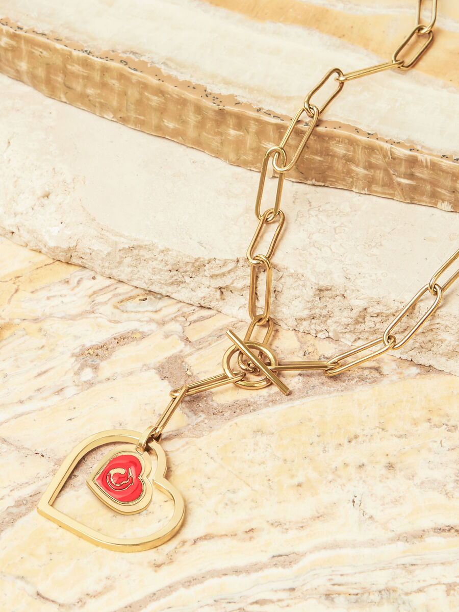 Lovy Fighters chain necklace