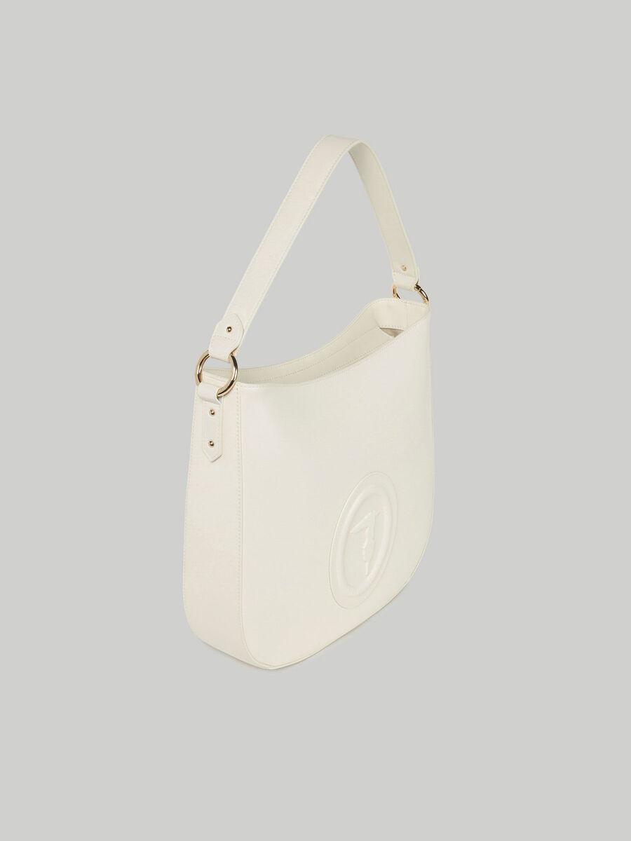 Medium Lisbona hobo bag