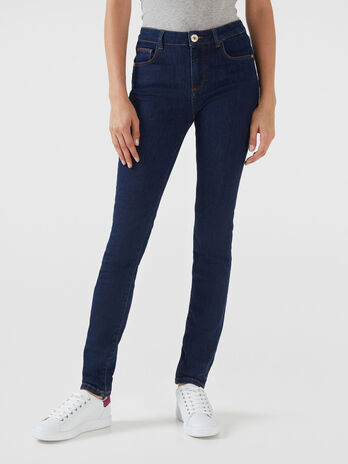 Jeans 260 im Regular Fit aus elastischem Kate Denim