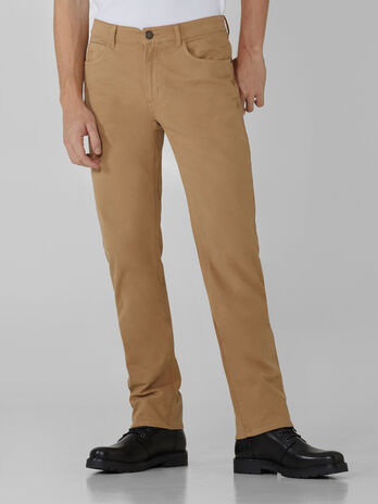 Textured cotton Icon 380 trousers