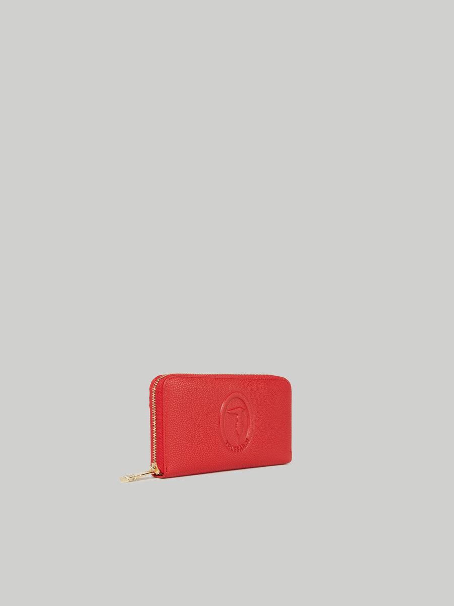 Portefeuille Iris imprime cerf