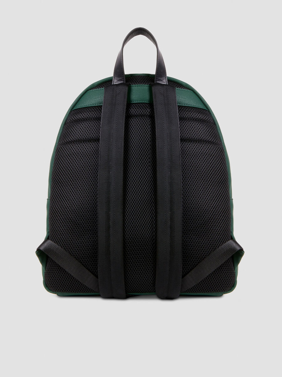 Faux leather Canazei backpack