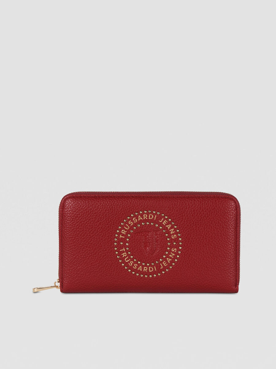 Large Harper purse in faux leather