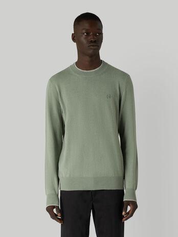 Pullover im Regular-Fit aus Woll-Kaschmir-Mix