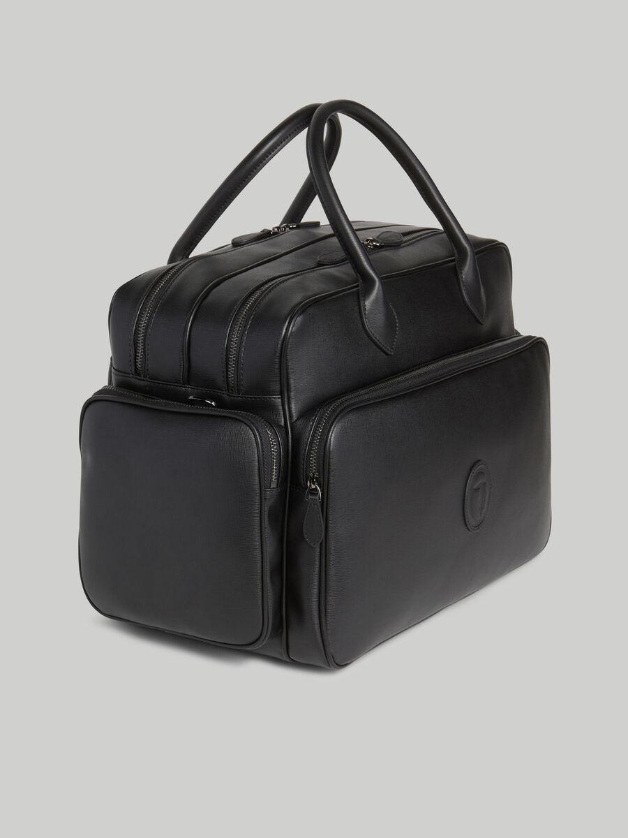 Reisetasche Urban Large aus Saffian-Kunstleder