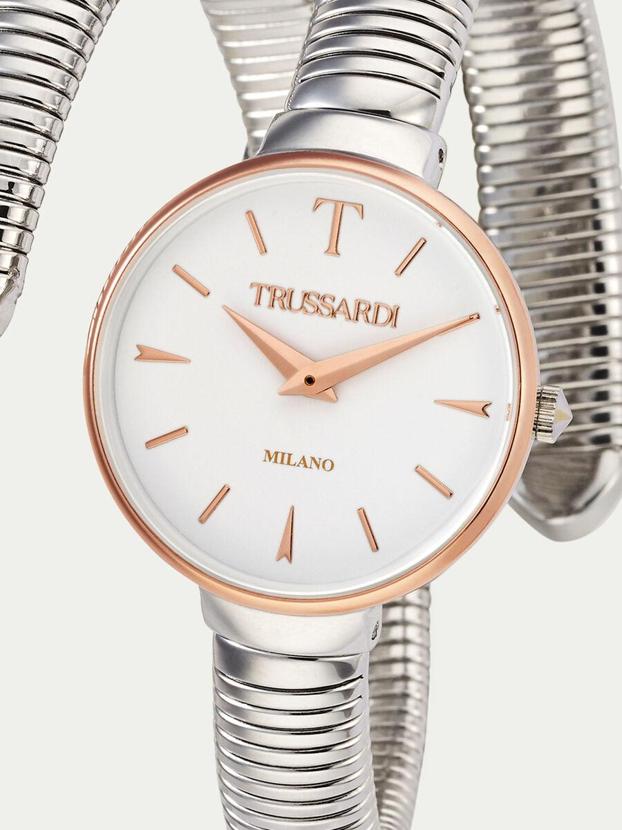 Uhr mit Tubogas Armband