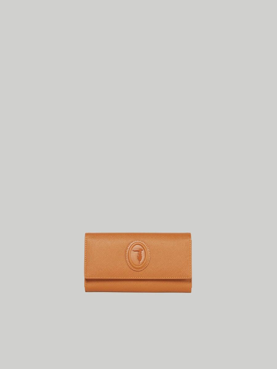 Dahlia continental purse