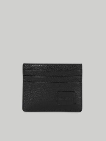 Porta carte Business small in pelle