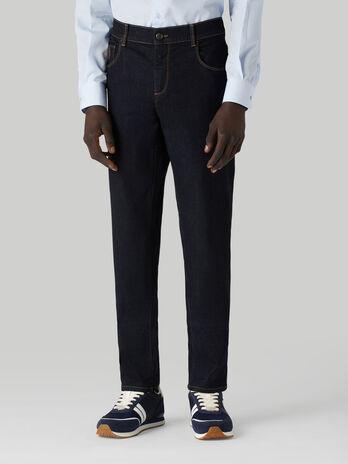 Close 370 jeans in stretch denim