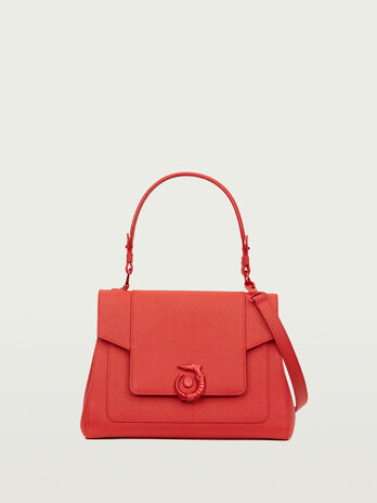 Lovy bag in crespo leather