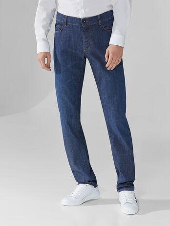Jeans 370 Close aus Superlight-Denim