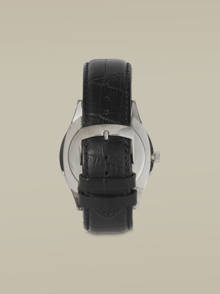 43-MM T-Logo watch with strap