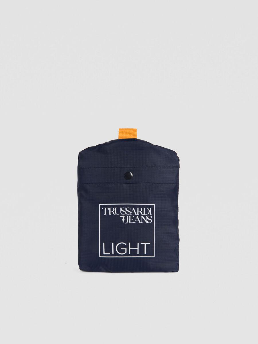 Rucksack TJ Light aus einfarbigem Nylon