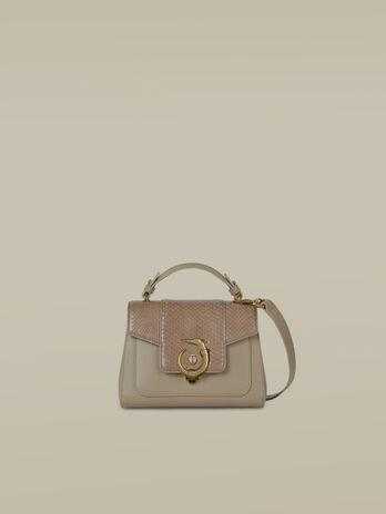 Mini leather Lovy Special handbag