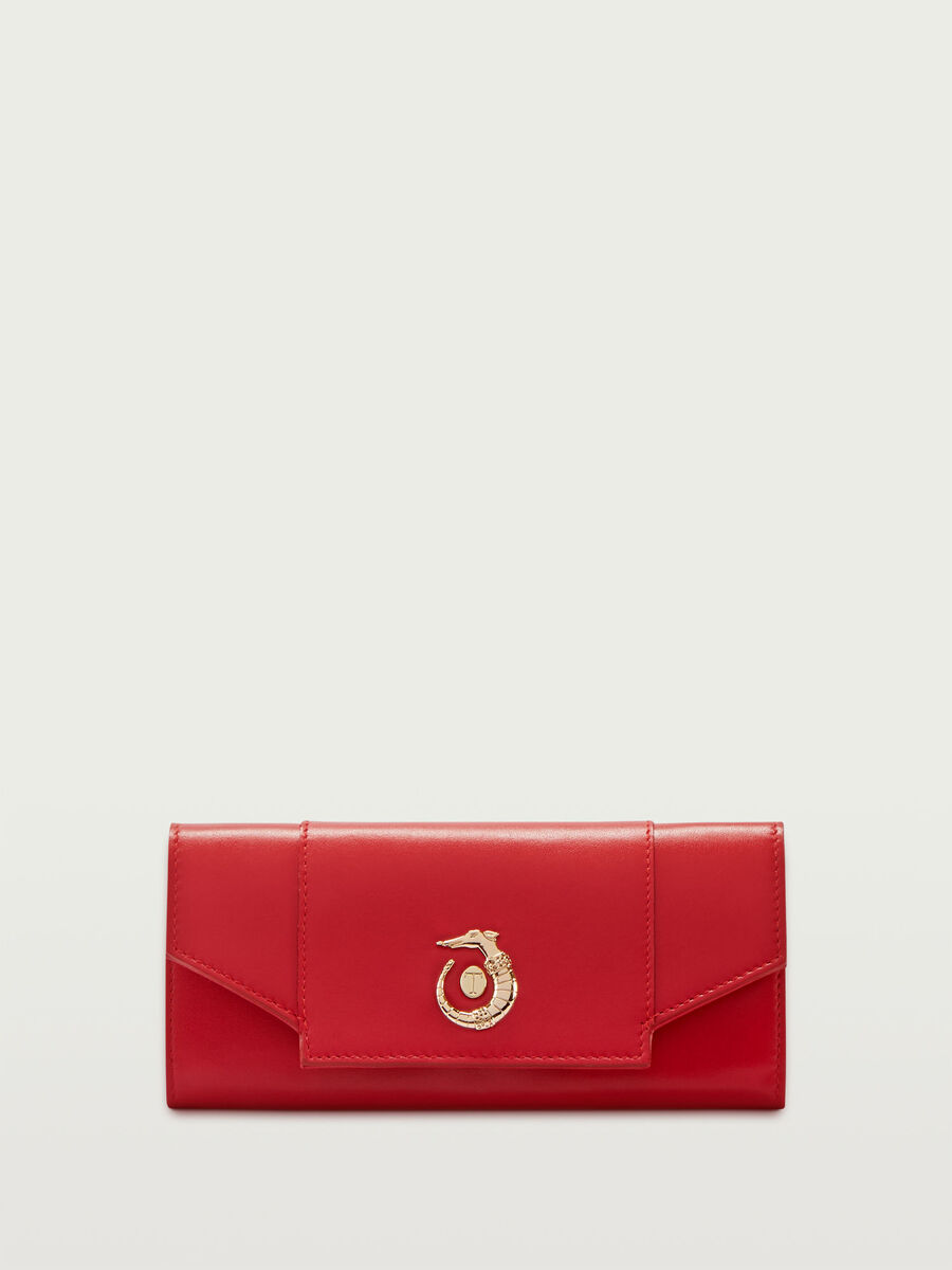 Lovy Fighters flap purse