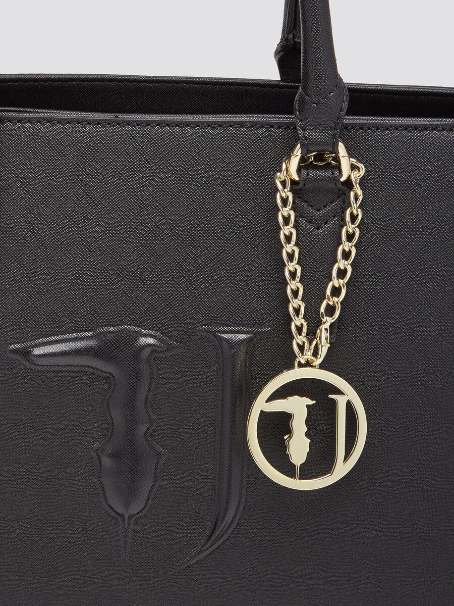 Branded Ischia shopping bag