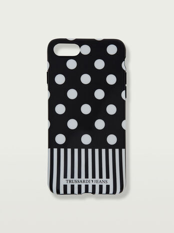 Dotted iPhone 7 soft case