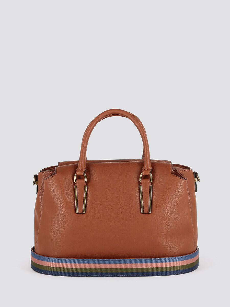 Rabarbaro satchel with shoulder strap