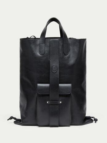 Tresor calfskin backpack