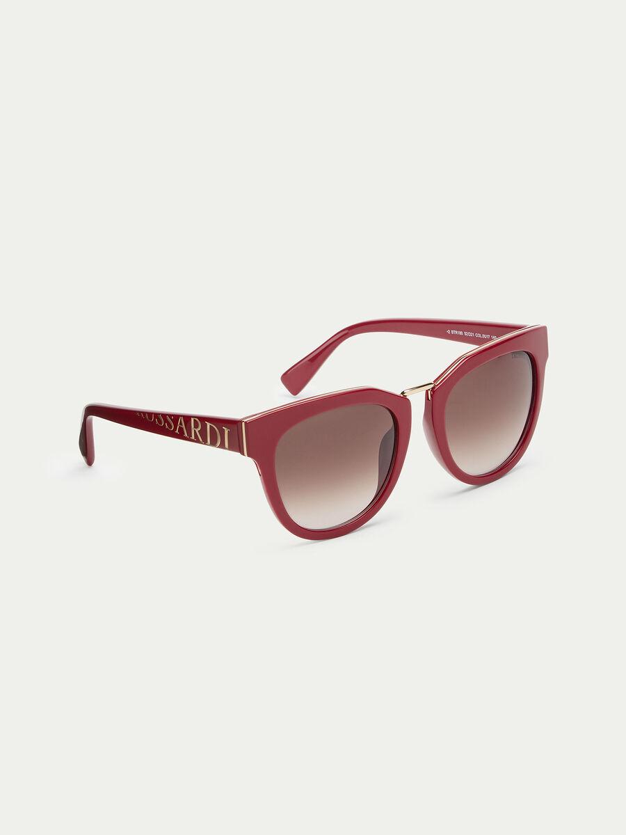 Gafas de sol con logo y perfiladas
