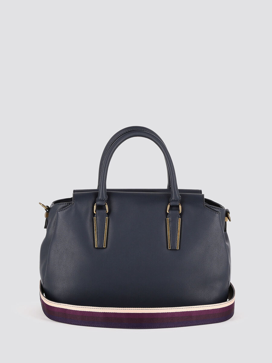 Rabarbaro satchel with shoulder strap