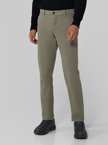 Heavy gabardine Aviator trousers