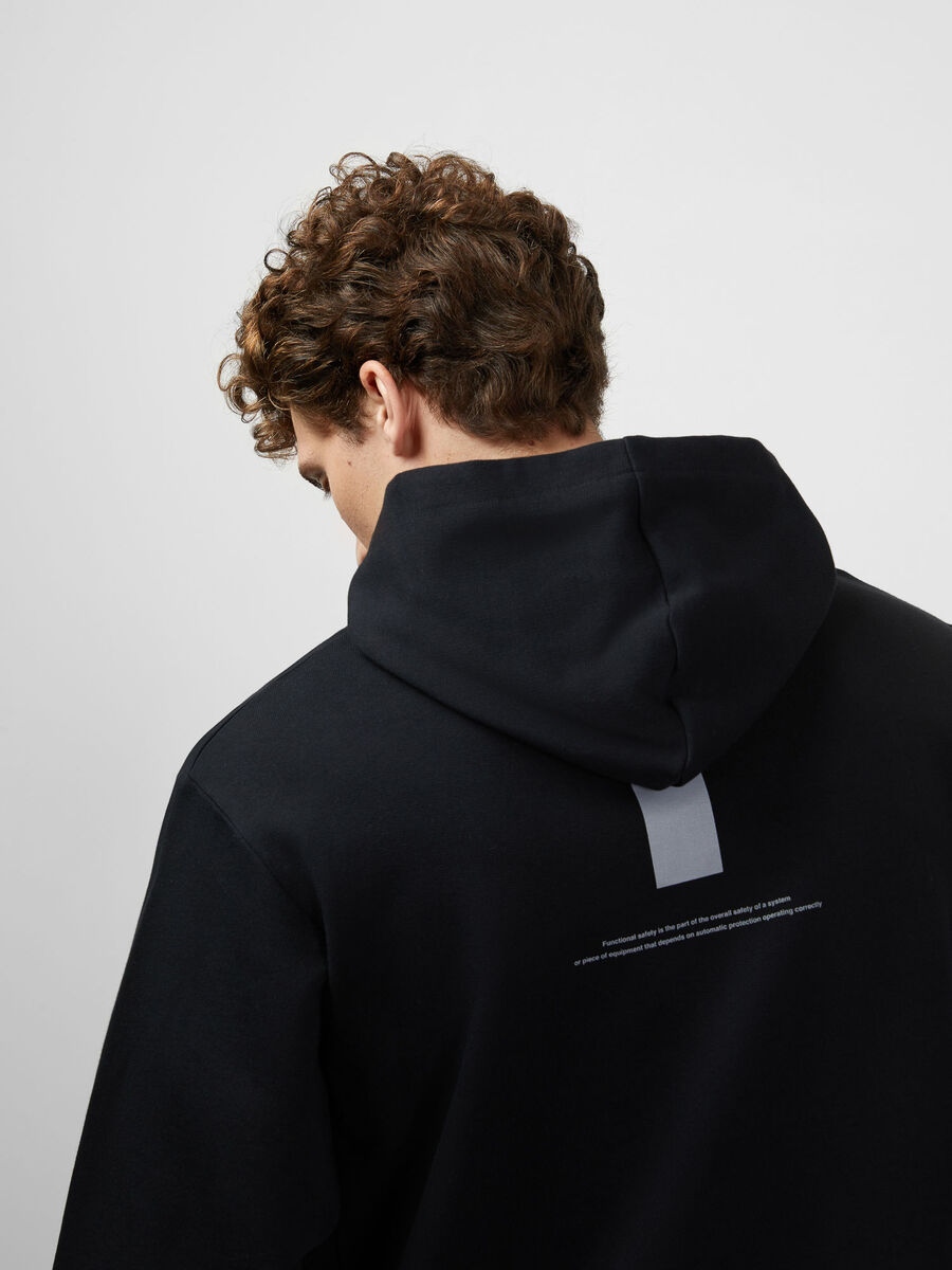 Cotton hoody
