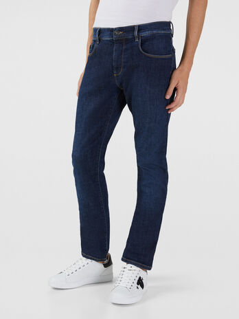 Extra slim 370 jeans in Fiona stretch denim