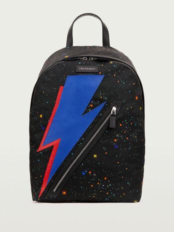 Zaino Galaxy in tessuto tecnico