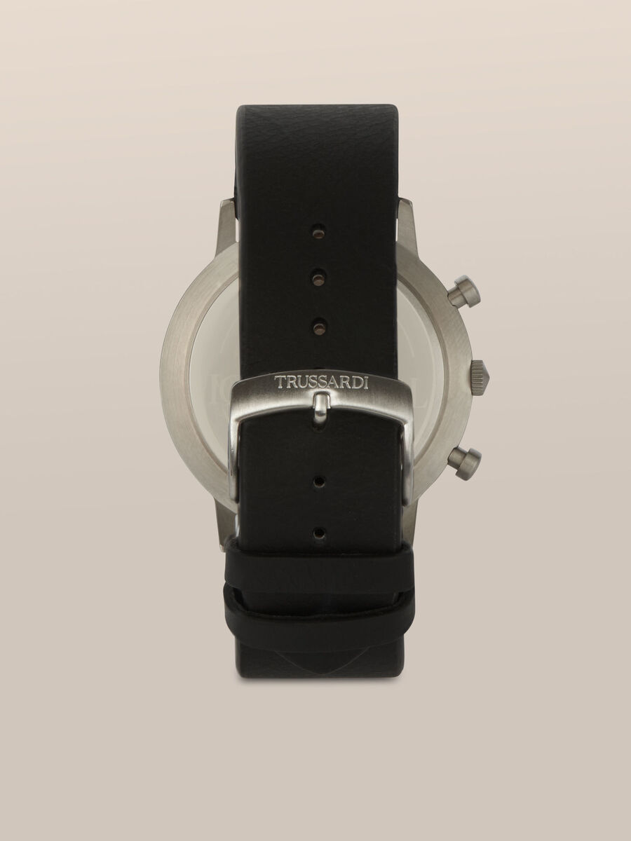 Armbanduhr T-Gentleman 43MM mit Lederarmband