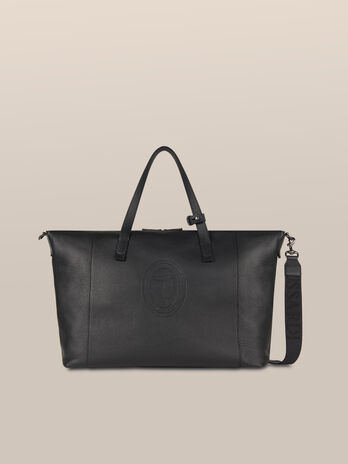 Otto carry-all in Lordship leather