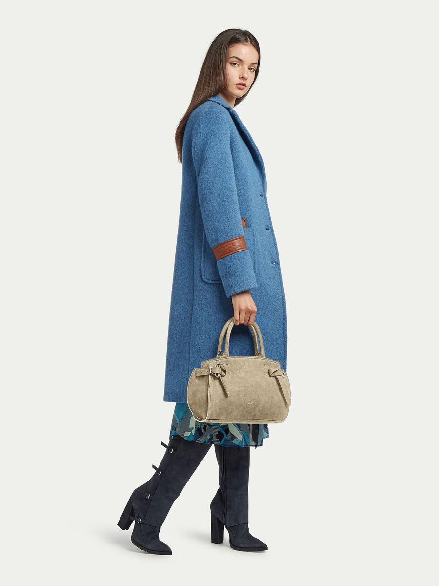 Gita Bag medium in nabuk
