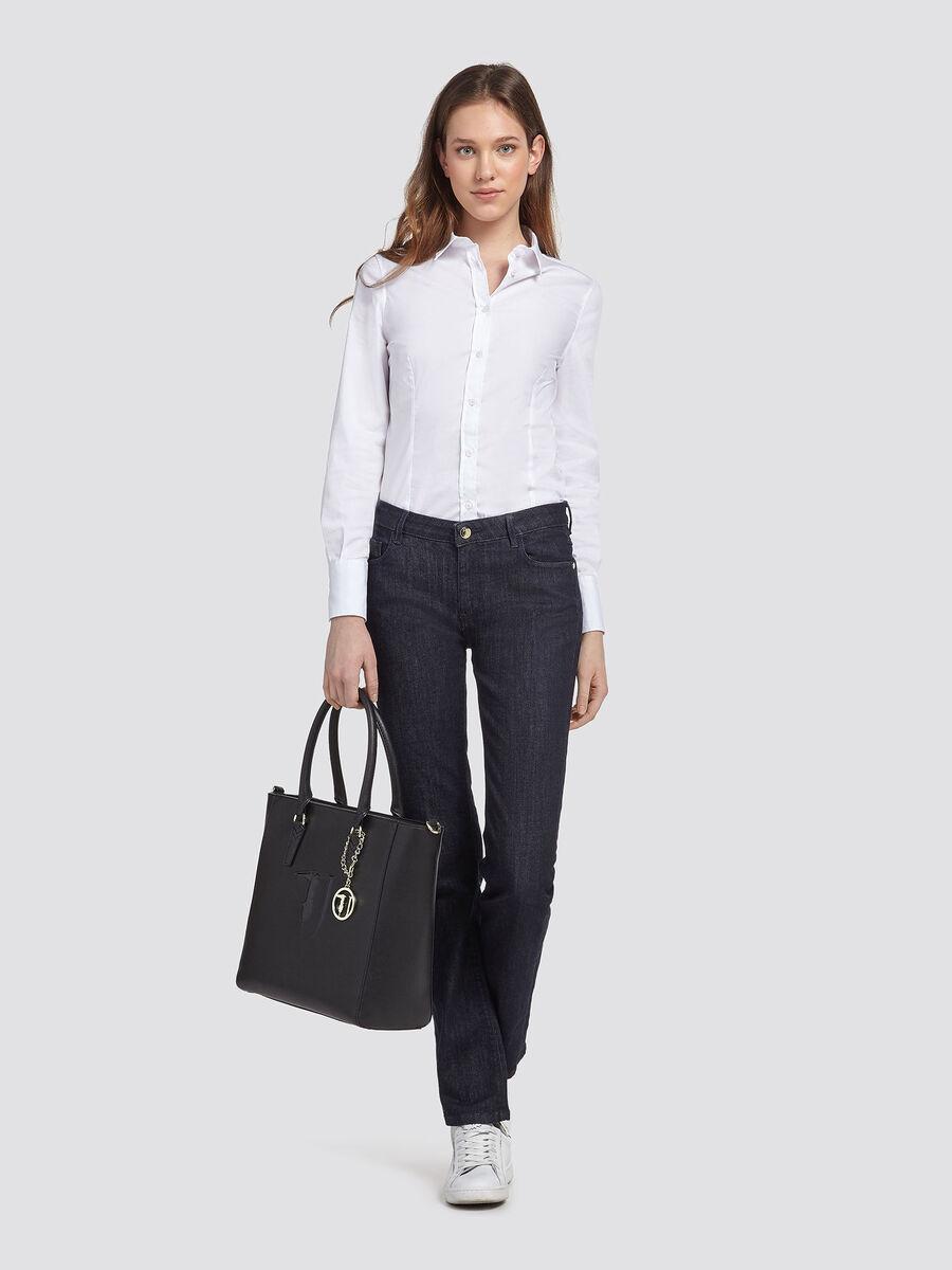 Shopping bag Ischia con tracolla