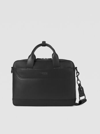 Bolso Business City pequeno de piel sintetica