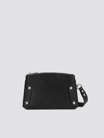 Kleine Cacciatora Tasche Melly aus Saffiano Kunstleder
