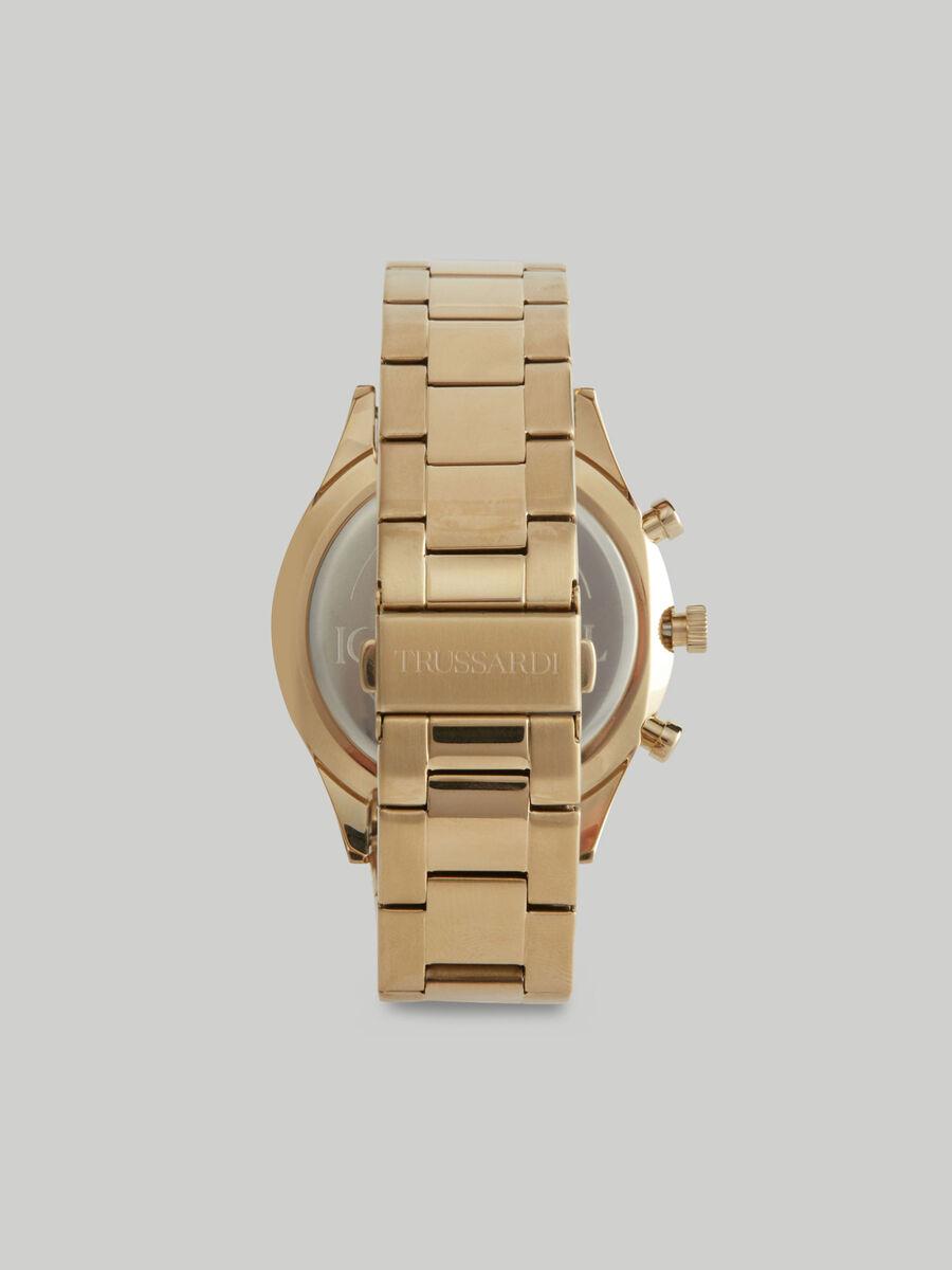 Reloj T-Logo 45MM con pulsera de acero