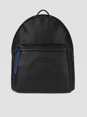 Medium backpack with logo