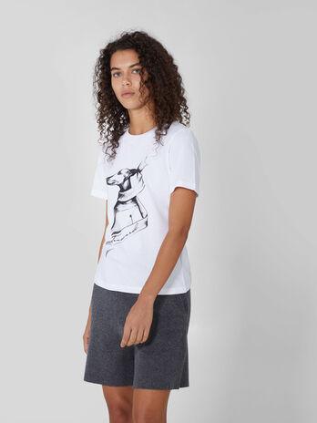 Soft cotton jersey T-shirt