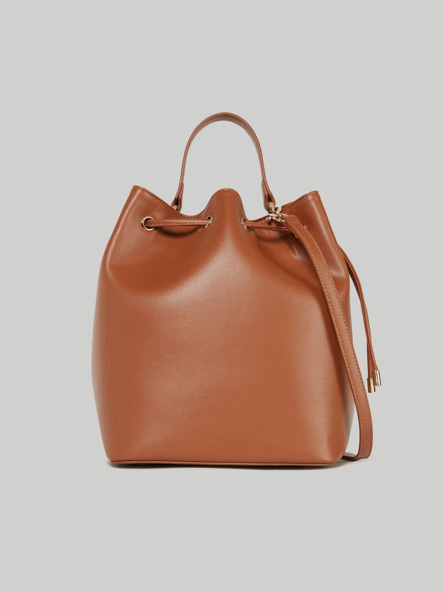 Medium Lione bucket bag