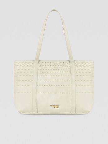 Shopper Anita Medium aus Kunstleder