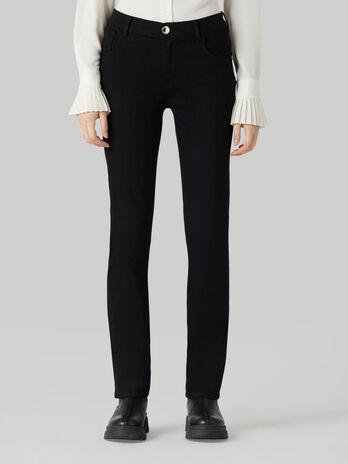 Jeans 130 classic in denim Kate
