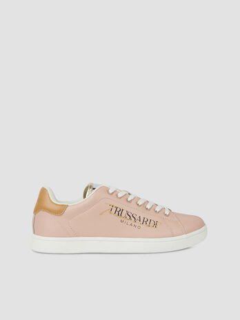 Sneakers Galium en cuir