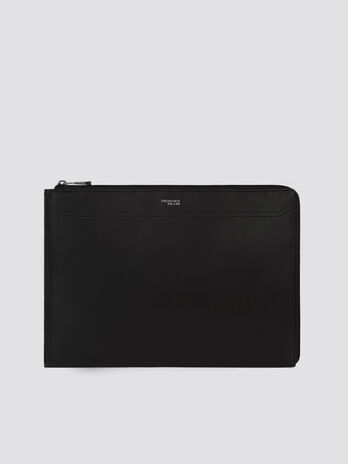 Faux leather Business Affair notebook case