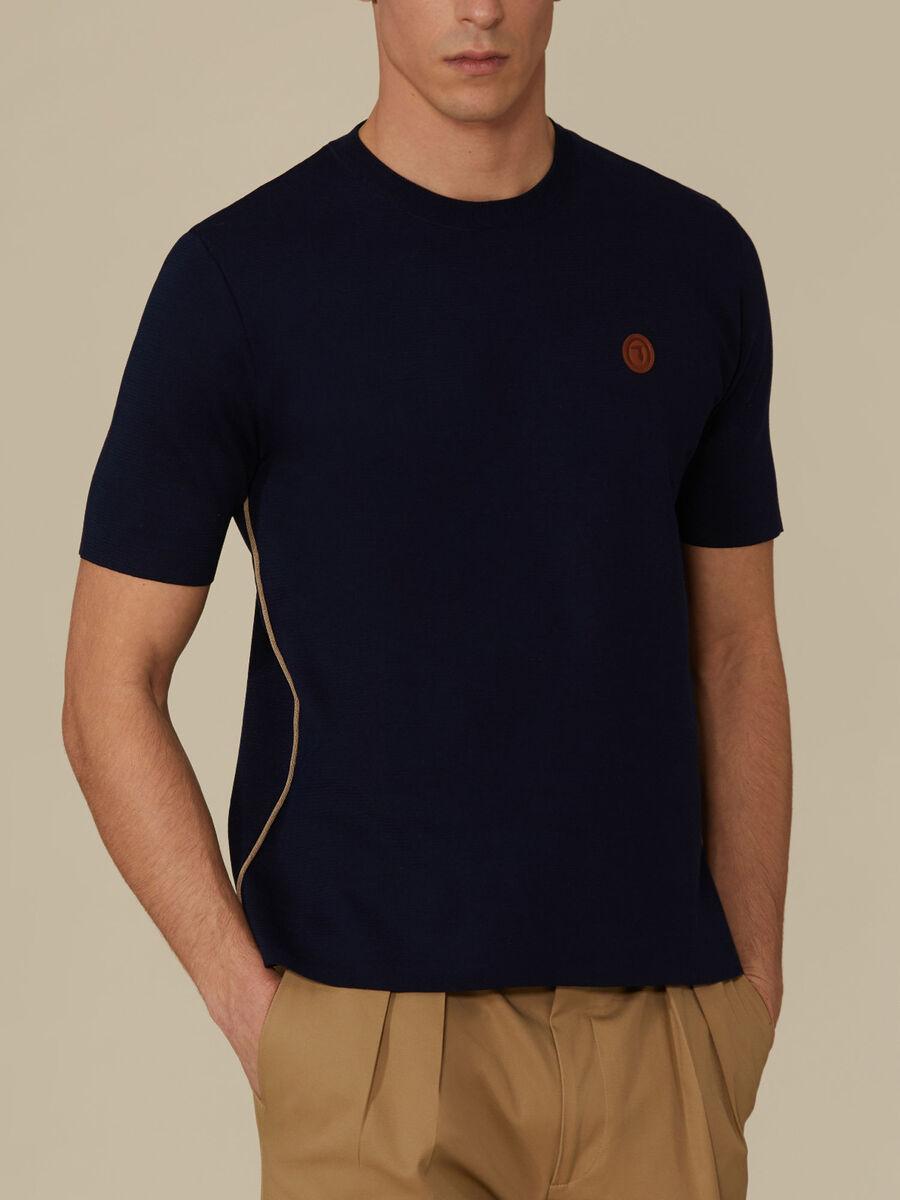 Regular-fit cotton T-shirt