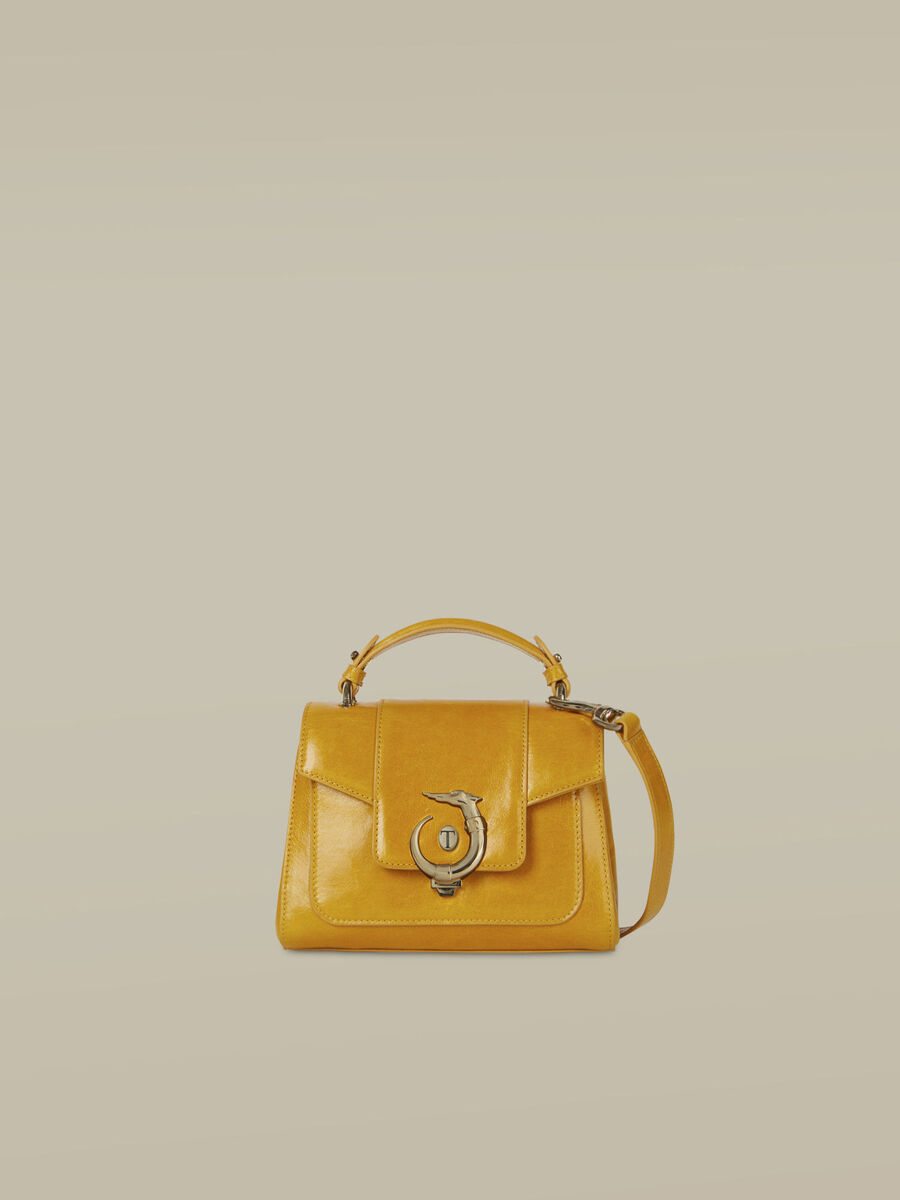 Handbag Lovy mini in pelle