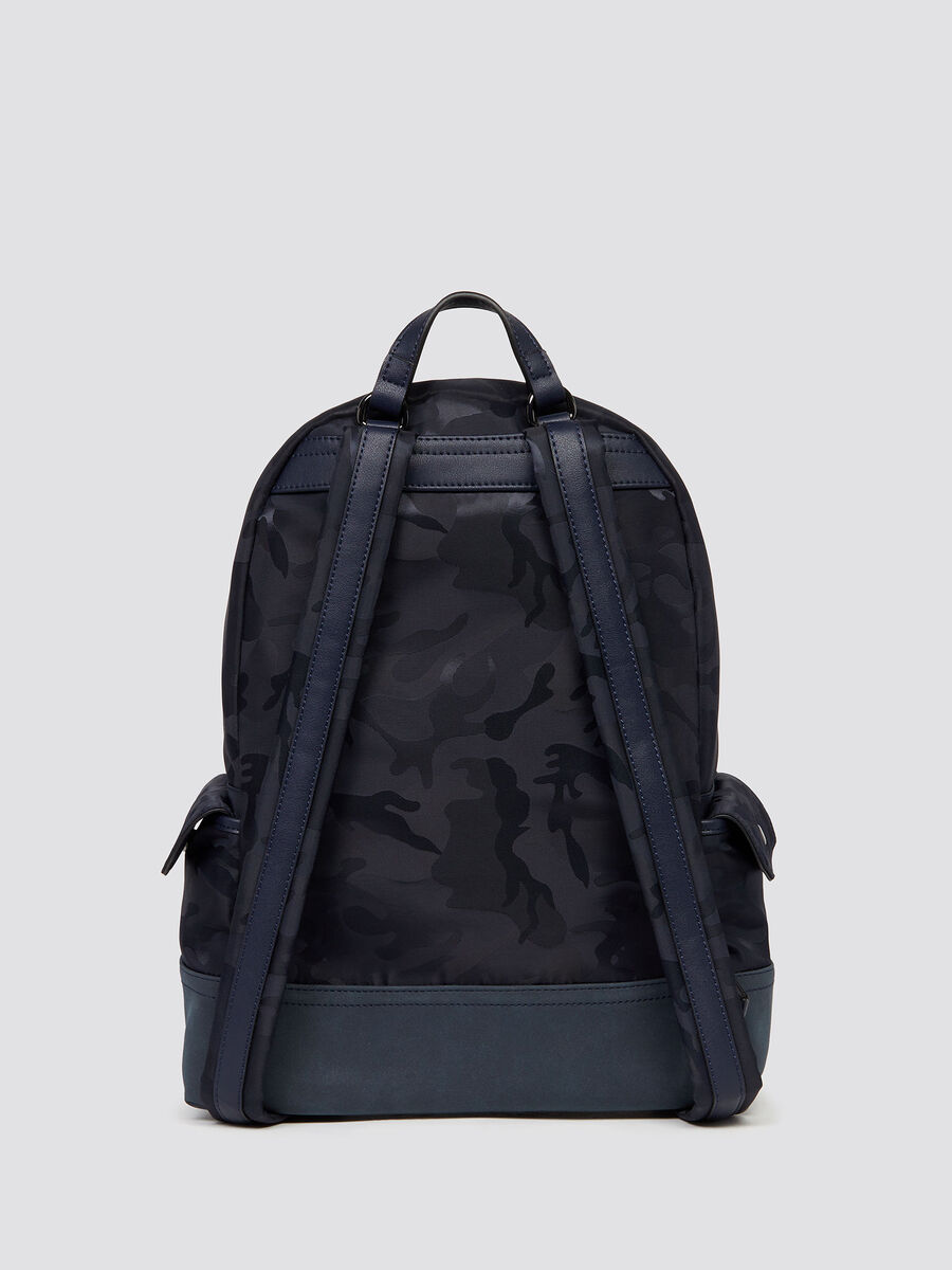 Ticinese camouflage backpack