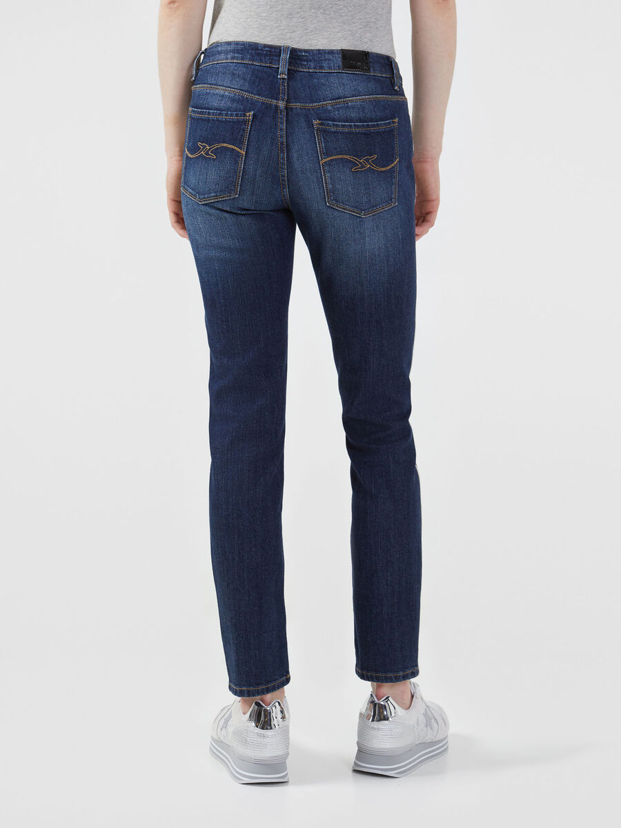 Regular fit 260 jeans in comfortable Nevada denim