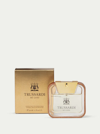 Perfume Trussardi My Land EDT 50 ml