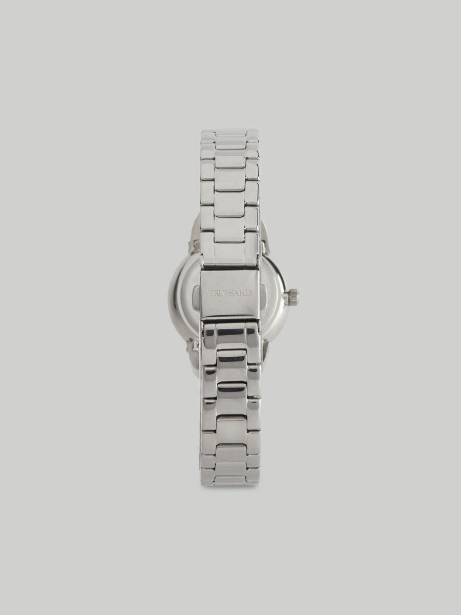 28-mm T-Original watch with steel strap
