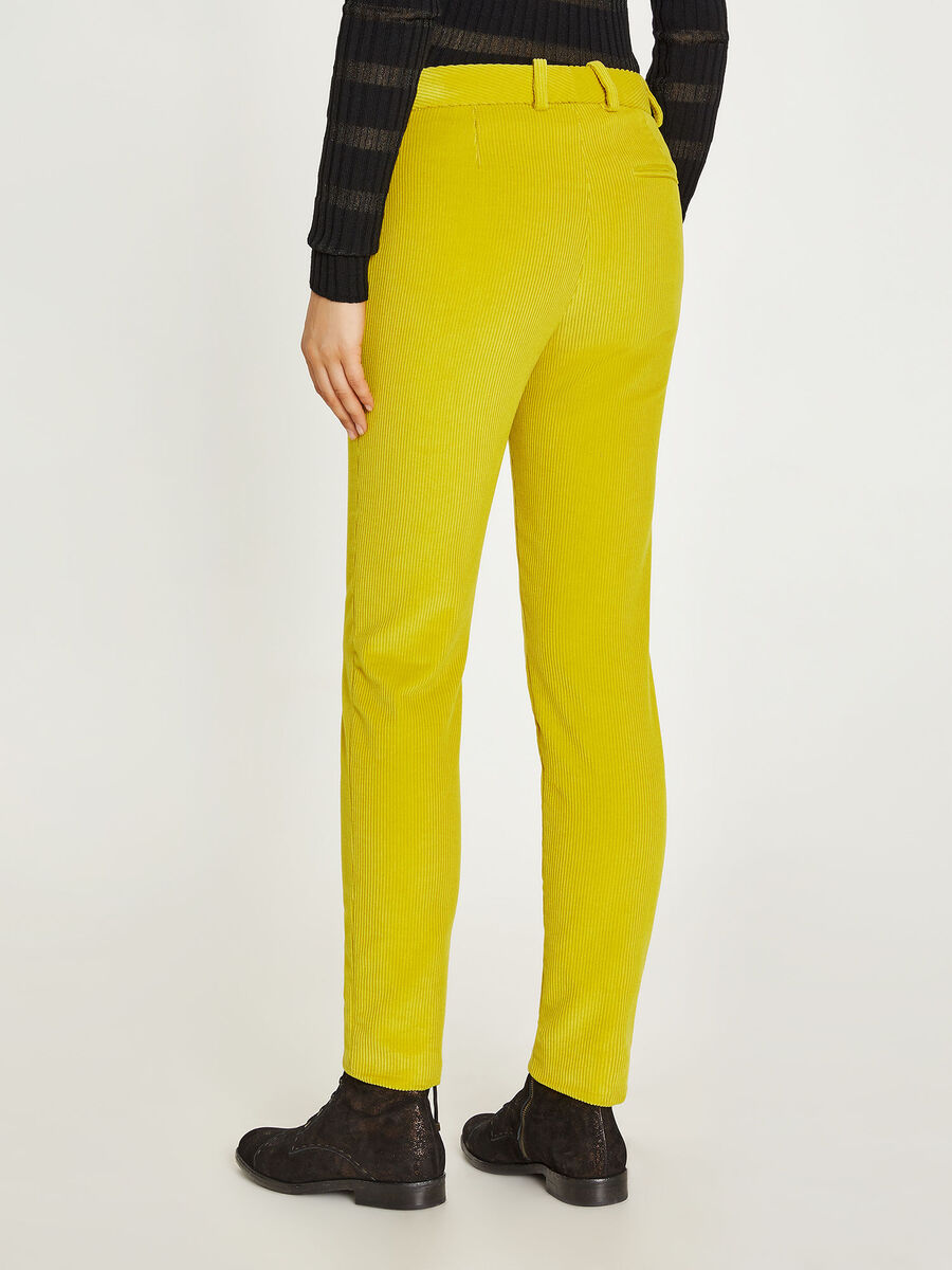 Pantalone in velluto a coste